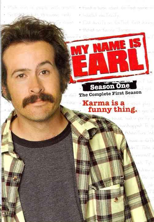 MY NAME IS EARL SEASON 1 BY MY NAME IS EARL (DVD)